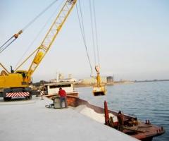 双动力桁架臂乐天堂fun88官方登录提升港口码头装卸效率