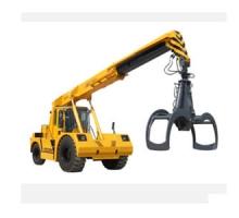 QLYS6DY型液压轮式伸缩臂吊运抓斗起重机