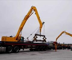 乐天堂fun88官方登录配专用吊具,对各类钢材抓取、装卸作业