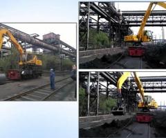 双动力乐天堂fun88官方登录助力火车卸煤(其他散料)