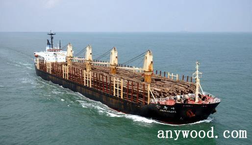 东北亚国际木材交易市场